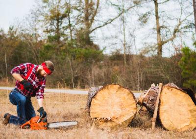 Baumfällarbeiten in Solingen