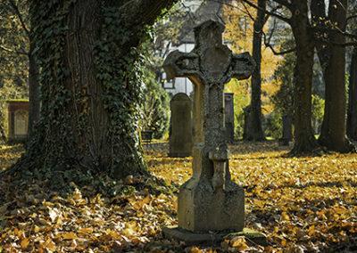 Friedhofsgärtnerei Solingen - Grabinstandsetzung