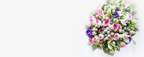 Hochzeitsdekoration, Hochzeitssträuße vom Blumenhaus Krause