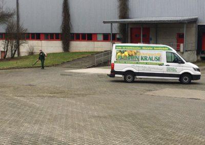 Objektbetreuung vom Blumenhaus Krause in Solingen